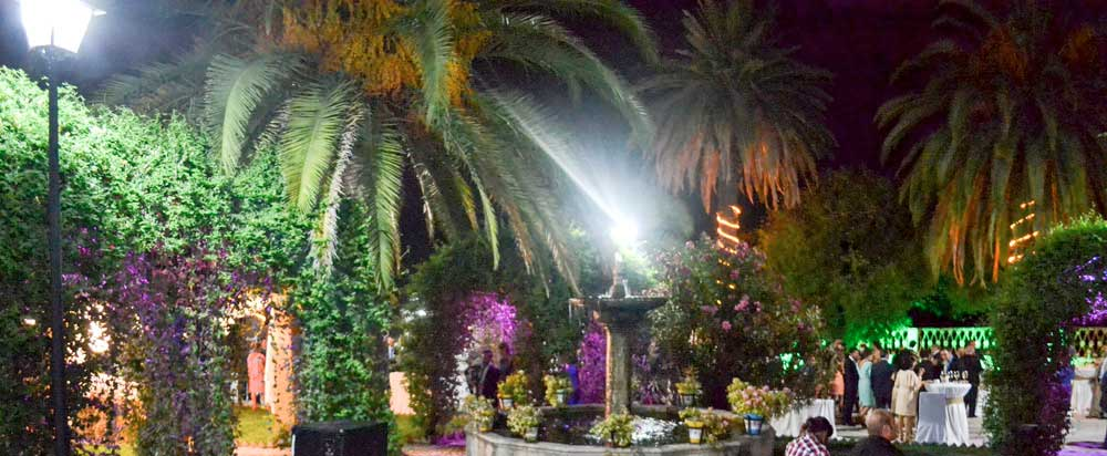Gardens Night