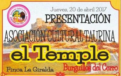 """Presentación de """"El Temple"""""""