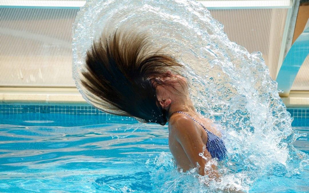 Comienza la temporada de piscina
