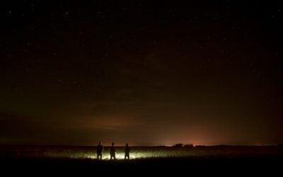 La mágica noche de las Perseidas